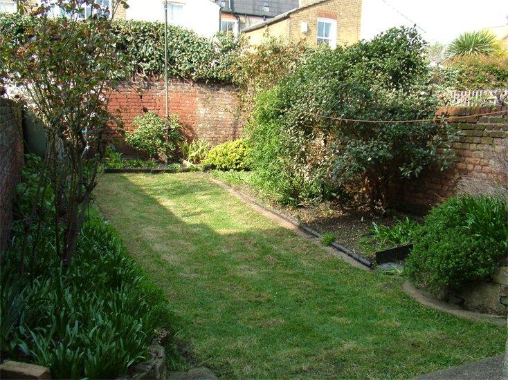 jardin entretenu