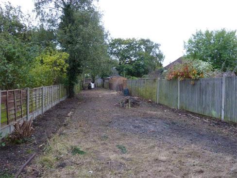 amenagement jardin : apres nettoyage